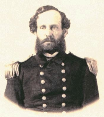 Capt. George Washington Rogers, II, U.S. Navy image. Click for full size.