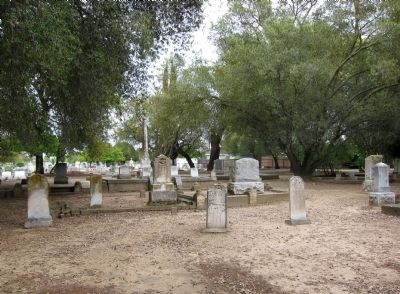 Harmony Grove Cemetery image. Click for full size.
