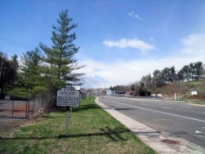 Lee Hwy (facing west) image. Click for full size.