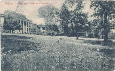 Chicora College and Campus image. Click for full size.