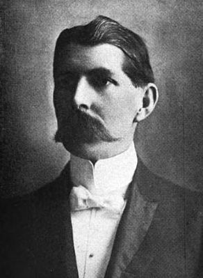 Samuel Craig Byrd, D.D. -<br>Final President of Chicora College, Columbia, S.C. image. Click for full size.