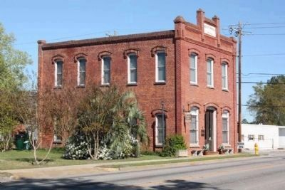 Bank of Hampton, seen along Elm Street East (US 278) image. Click for full size.