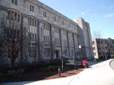 Hutcheson Hall image. Click for full size.