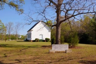 Union Primitive Baptist Church image. Click for full size.