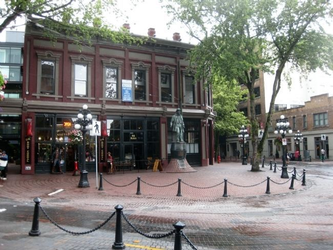 Maple Tree Square in Vancouver image. Click for full size.