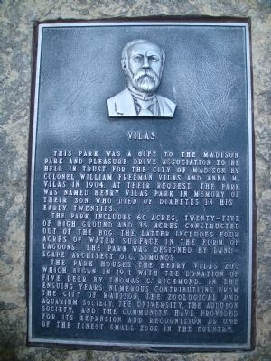 Vilas Marker image. Click for full size.