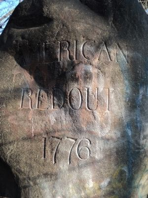 American Redoubt Marker image. Click for full size.