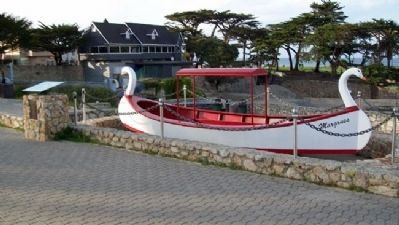 Glass Bottom Boat Replica image. Click for full size.