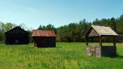 Flat Grove Outbuildings image. Click for full size.