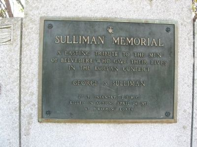 Sulliman Memorial image. Click for full size.
