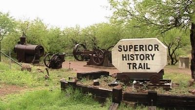 Superior History Trail image. Click for full size.