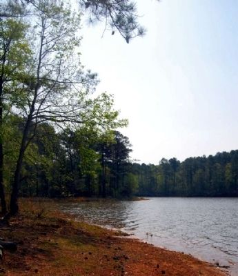 Lake Strom Thurmond image. Click for full size.