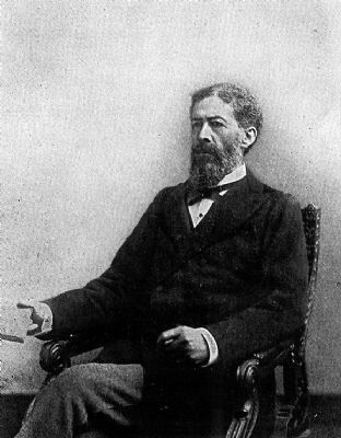 John Mercer Langston image. Click for full size.