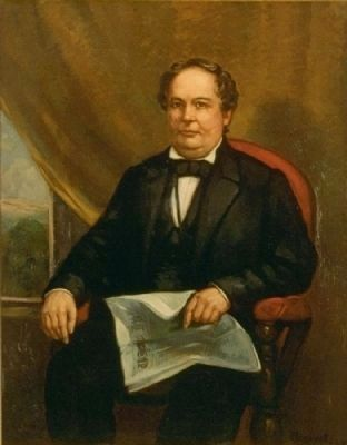 John Bigler (1805-1871) image. Click for full size.
