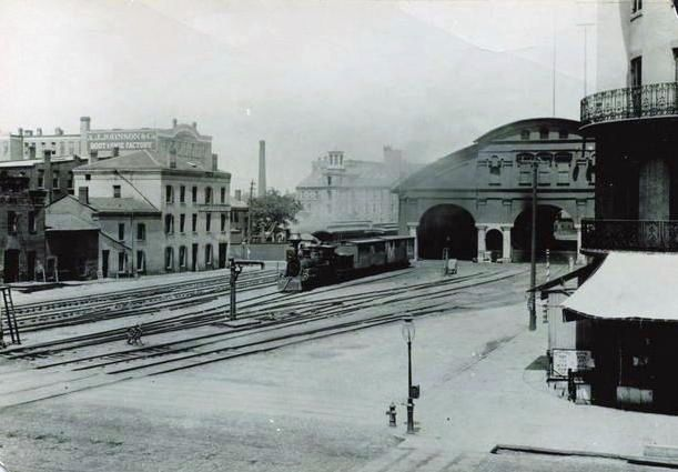 Rochester, New York - - Depot image. Click for full size.