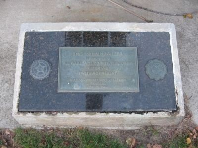 Waushara County Veterans Memorial Marker image. Click for full size.