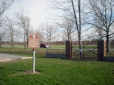 Historic Roadway Marker image. Click for full size.