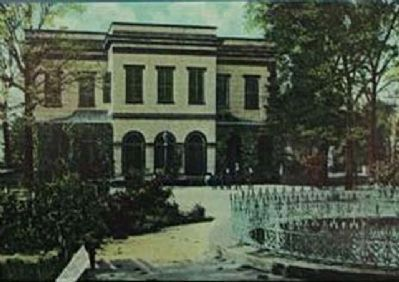 Arsenal Hill , Governor's Mansion , as mentioned image. Click for full size.