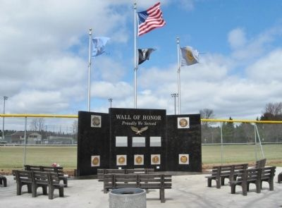 American Legion War Monument image. Click for full size.