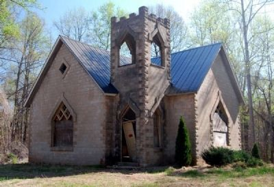 "Presbyterian Church (""Old Stone Church"") image. Click for full size."