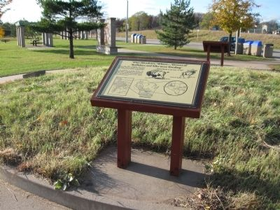 Fine Meadows Marker image. Click for full size.