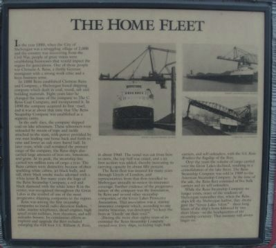 The Home Fleet Marker image. Click for full size.