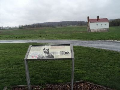 Confederates Invade Maryland marker at the Best Farm image. Click for full size.