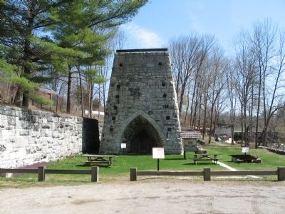 Beckley Furnace image. Click for full size.