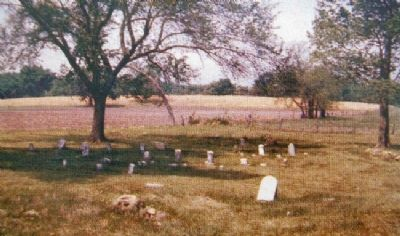 Photo on Carver Family Cemetery Marker image. Click for full size.