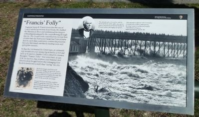 """Francis' Folly"" Marker image. Click for full size."