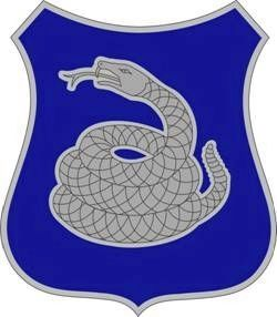Unit Insignia for 369th Regiment image. Click for full size.