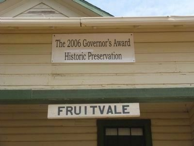 2006 Governor's Award - Historic Preservation image. Click for full size.