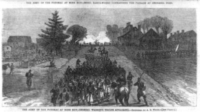 The Army of the Potomac at Mine Run image. Click for full size.