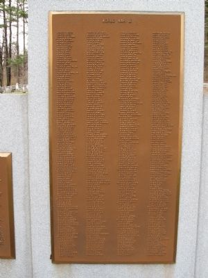 Center Plaque image. Click for full size.