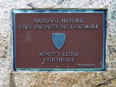 Small Plaque on Back of Marker image. Click for full size.