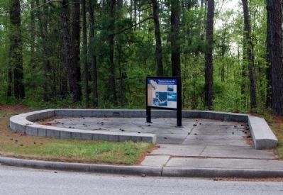 Thurmond Dam and Lake / McCormick County Marker image. Click for full size.