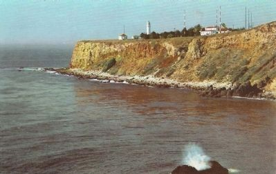 Point Vicente Lighthouse image. Click for full size.