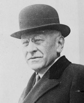 Julius Rosenwald, as mentioned image. Click for full size.