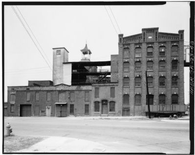 Muscogee Manufacturing Company, Front Ave & 14th St, Columbus, Muscogee, GA image. Click for full size.