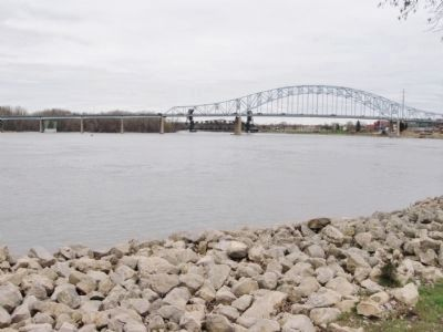 Mississippi River at Hastings image. Click for full size.