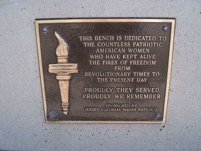 Fires of Freedom Marker image. Click for full size.