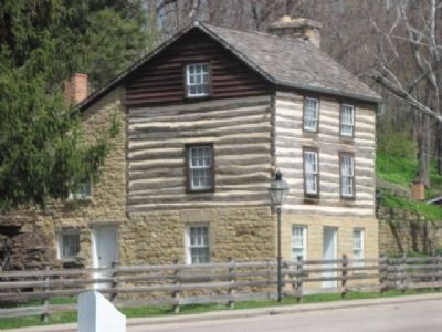 Pendarvis State Historic Site, Mineral Point image. Click for full size.