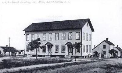 School Building, Orr Mills image. Click for full size.