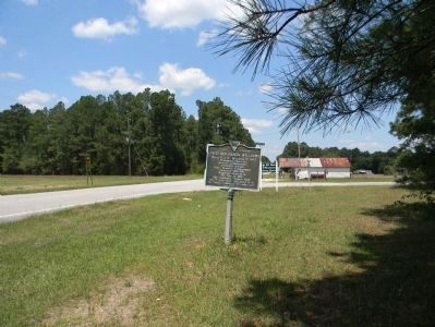 Wide view of the David Rogerson Williams Marker image. Click for full size.