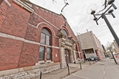 Original Home of Major F.A. Tilston V.C. Armoury image. Click for full size.