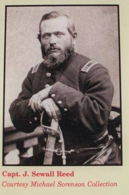 Portrait of Captain J. Sewall Reed image. Click for full size.