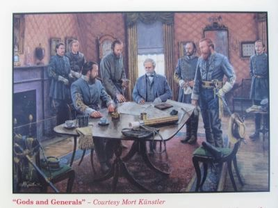 """Gods and Generals"" image. Click for full size."