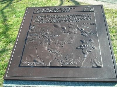 Old Charlestown – Watertown Path Marker image. Click for full size.