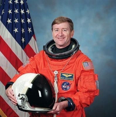 Astrounaut Frank L. Culbertson image. Click for full size.