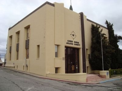 Amador County Court House image. Click for full size.